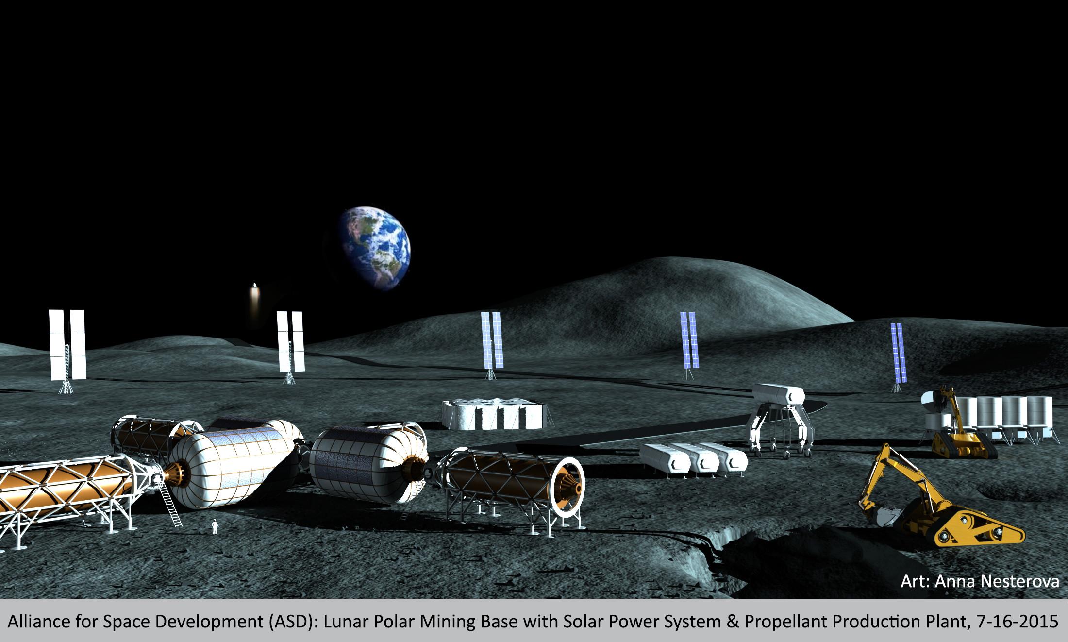 future moon exploration - photo #13