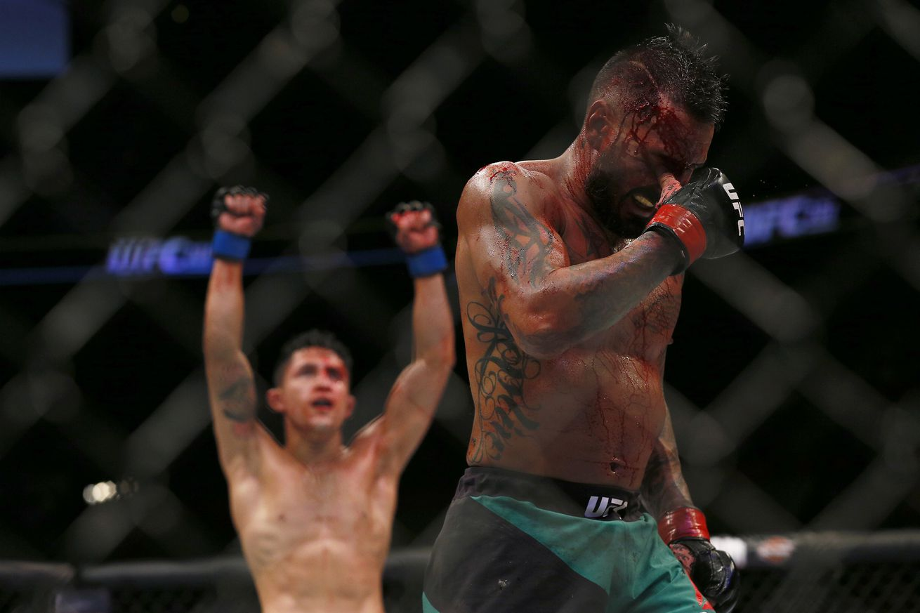 UFC bantamweight gets flagged for possible drug test fail, blames bad Mexican meat