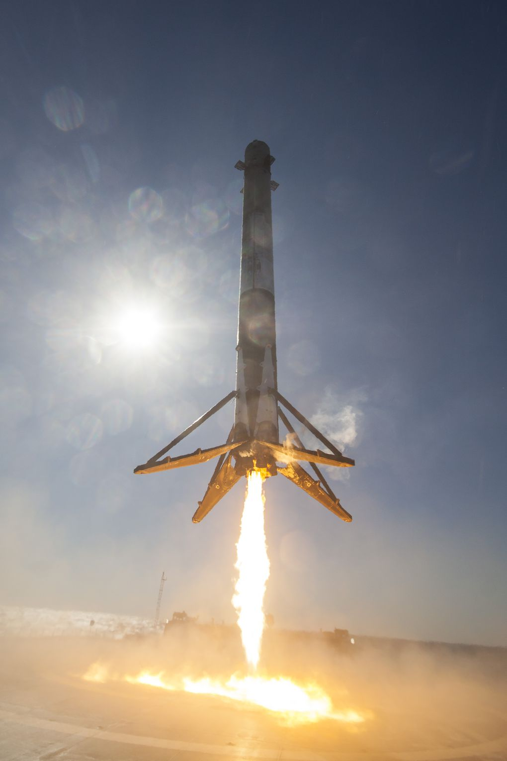 spacex model rocket - photo #26