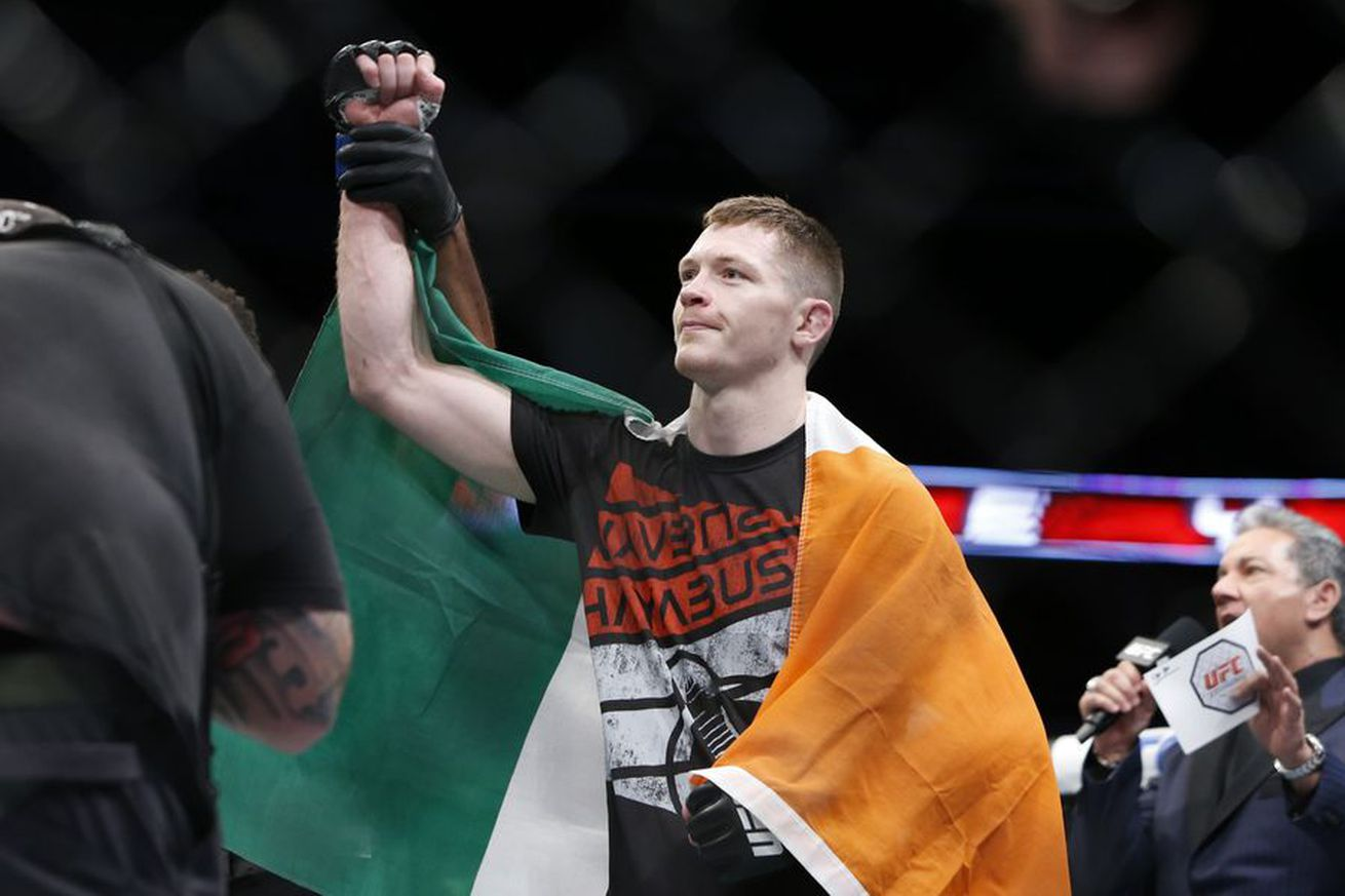 community news, Joe Duffy 'definitely going to test free agency,' but 'would gladly' re sign with UFC for right deal