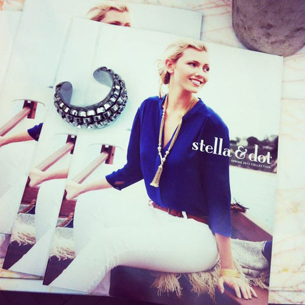 Inside stella dot 39 s exclusive spring collection preview for Stella and dot san francisco