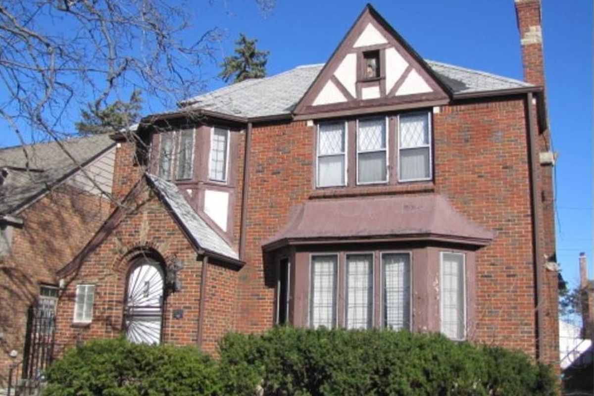 fix up this green acres home yours for 99k curbed detroit
