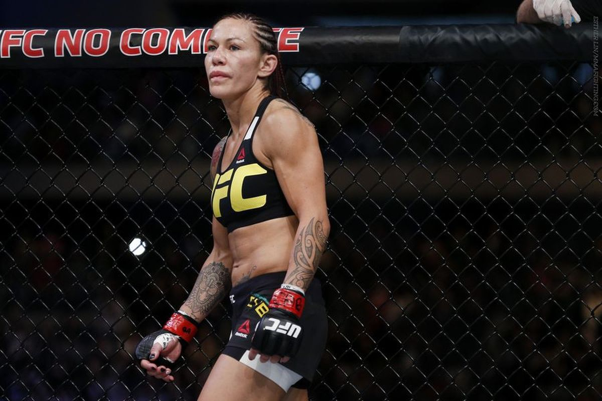 Angela Magana Challenges Cris Cyborg to Fight After Punch at UFC Retreat