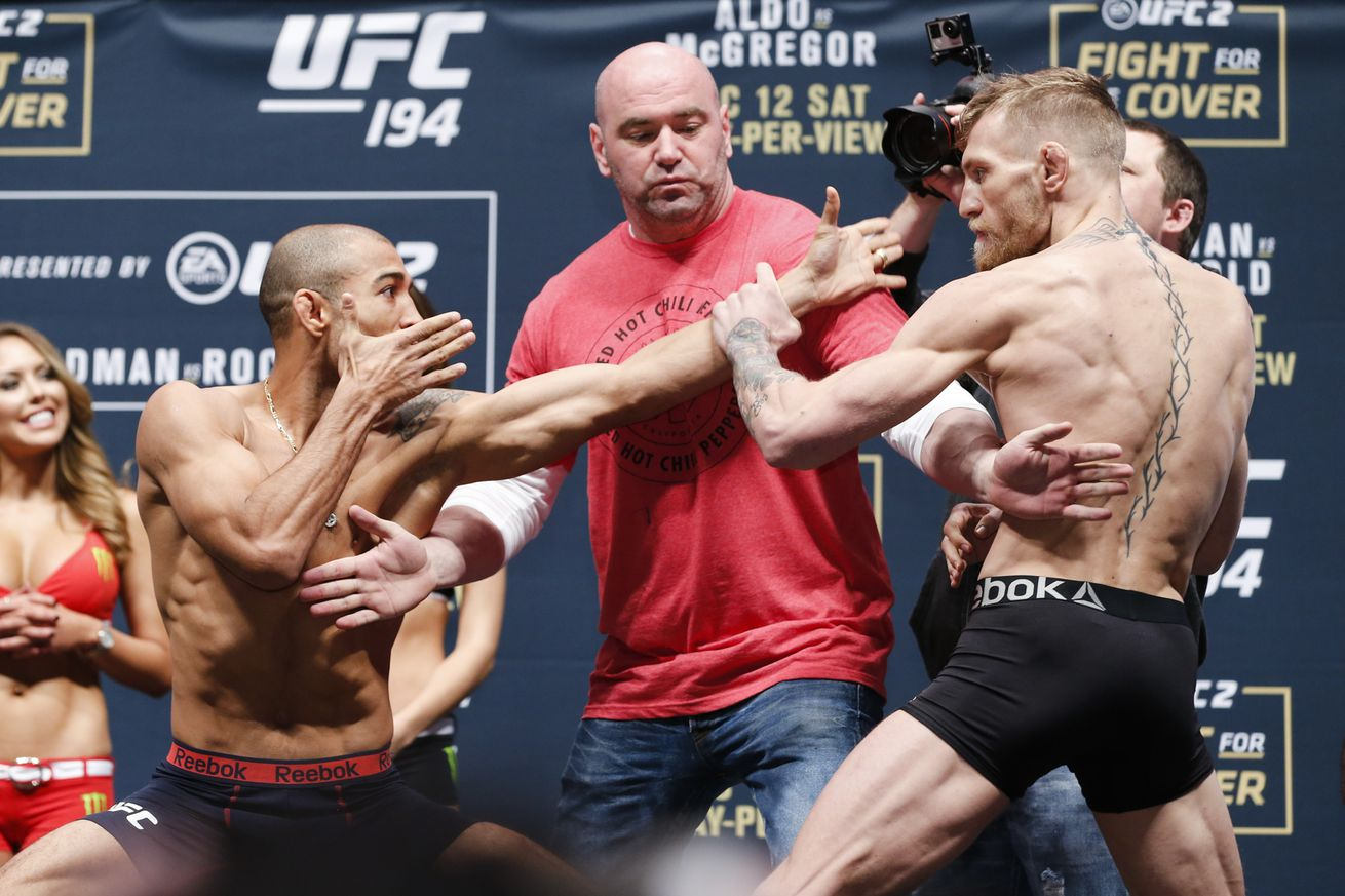 community news, Aldo: McGregor should return to featherweight with his tail between his legs after embarrassing loss