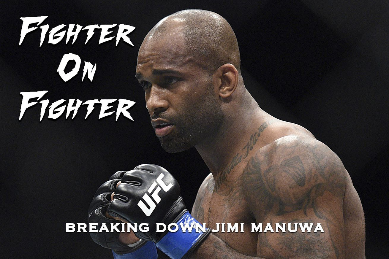 community news, Fighter on Fighter: Breaking down UFC Fight Night 107's Jimi Manuwa
