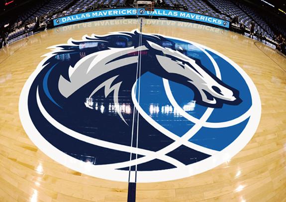 Dallas Mavericks New Logo