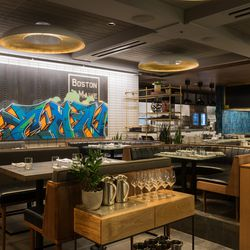 Earls Kitchen + Bar, Prudential