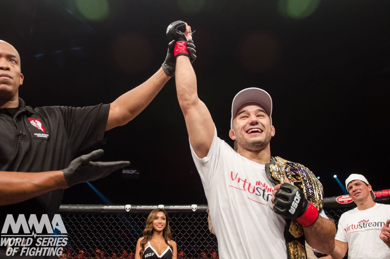 Marlon Moraes says he can beat anyone, including UFC champ Cody Garbrandt