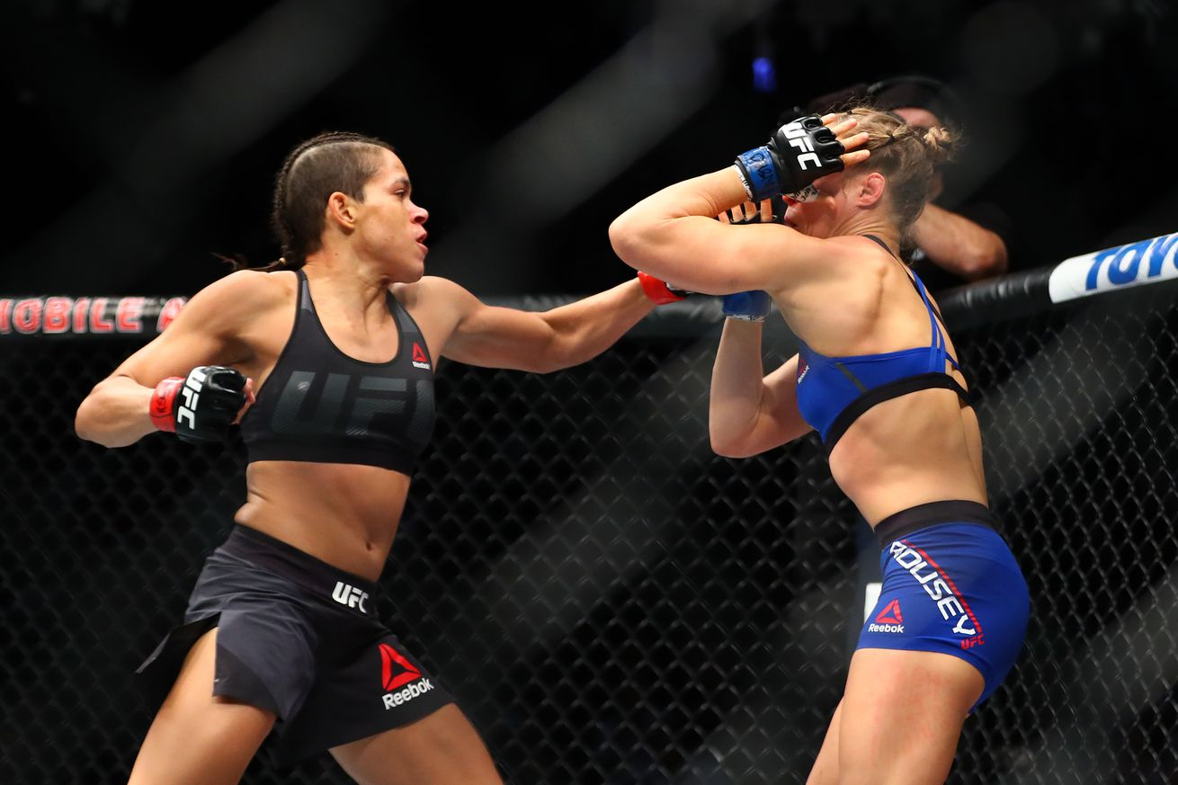 'Smart, beautiful' Ronda Rousey should retire from UFC, according to her mom, and 'let the stupid people get punched in the face'