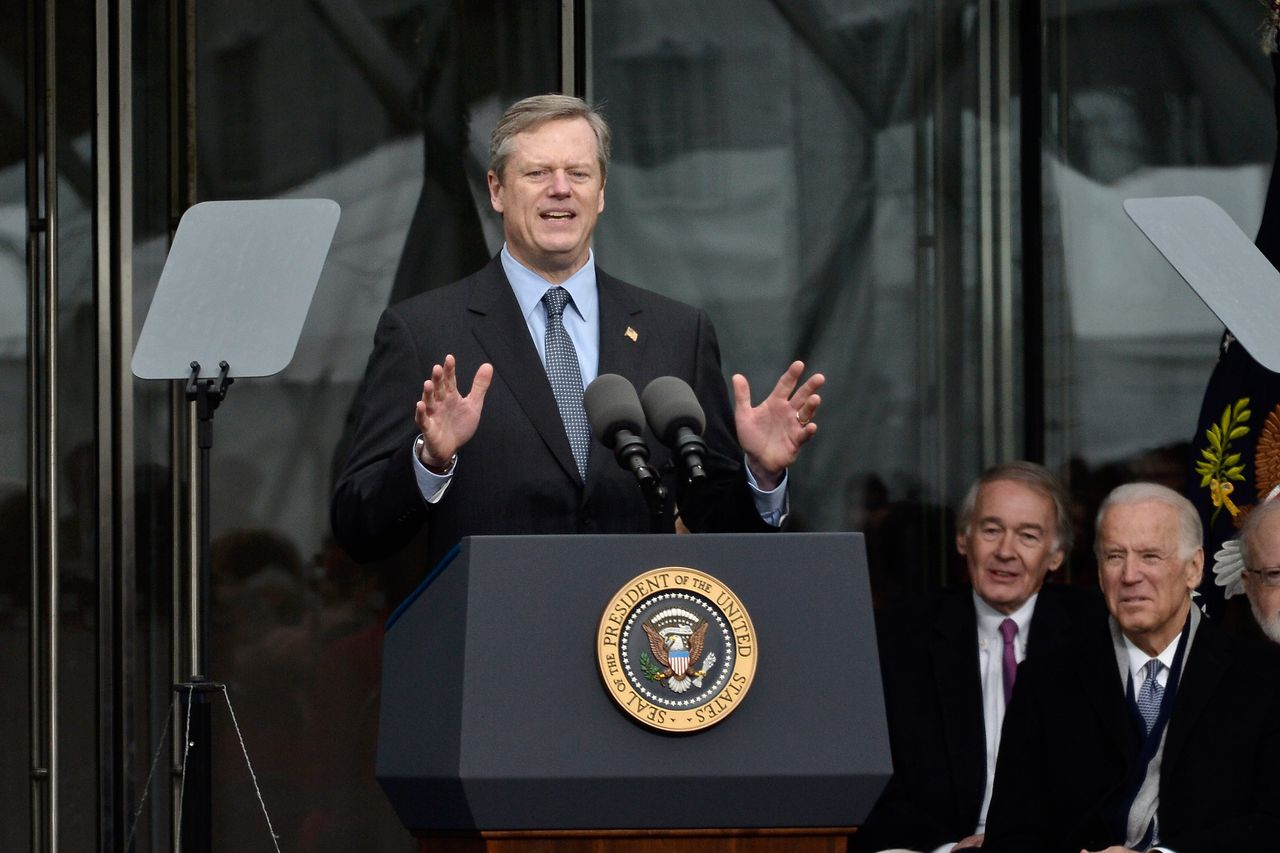 Gov. Baker signs law requiring equal pay for comparable work