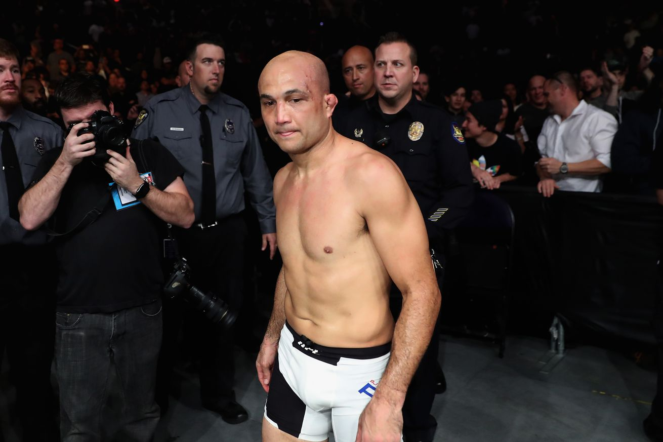 UFC Fight Night 103 salaries: Hall of Famer B.J. Penn earns $150,000 in defeat