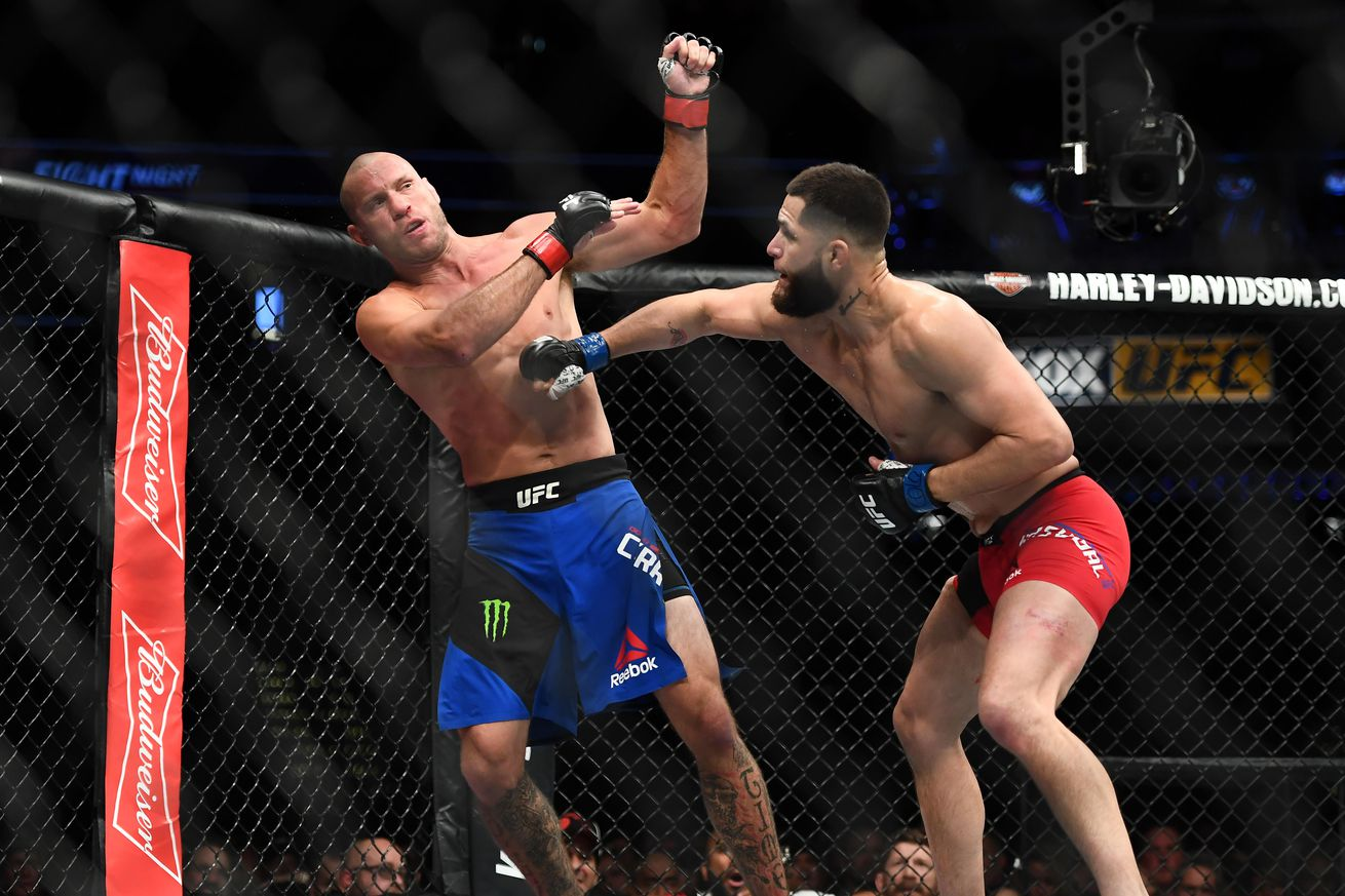 UFC 211 fight card: Demian Maia vs Jorge Masvidal preview