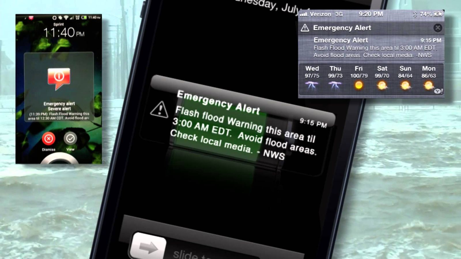 Those emergency cellphone alerts are about to get more interactive - Recode