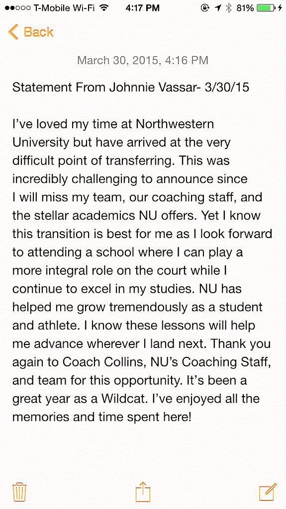 What are my chances of being admitted to Northwestern University as a transfer?