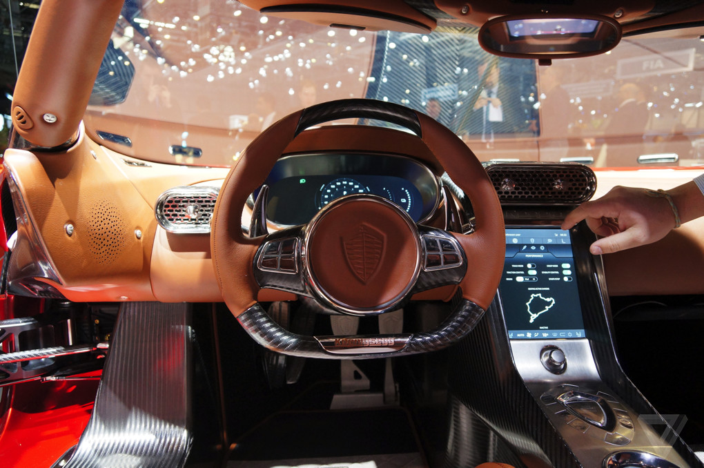 Koenigsegg One Interior >> Koenigsegg's Regera is the hybrid nemesis of Bugatti's ...