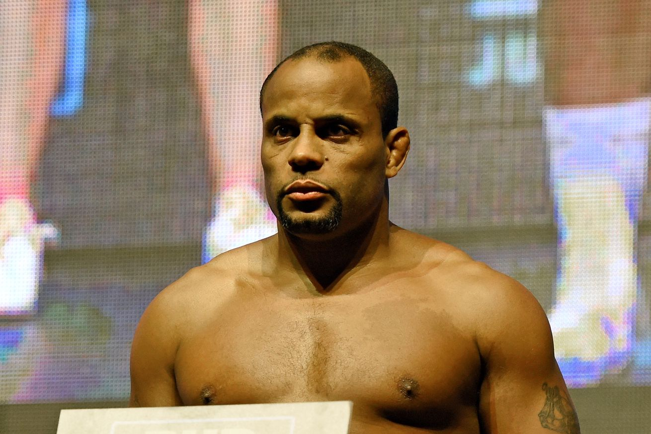 community news, Midnight Mania! Daniel Cormier forces Rumble to stand during interview