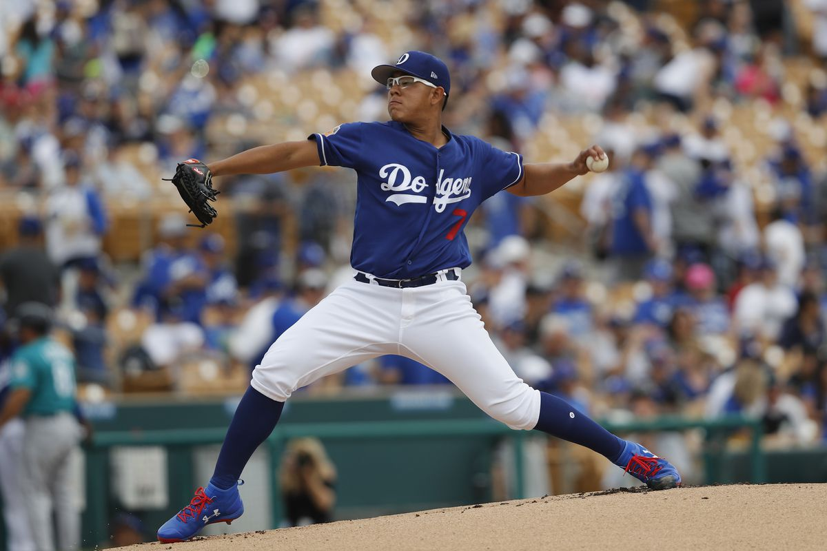 Julio Urias has solid start in suspended game - True Blue LA