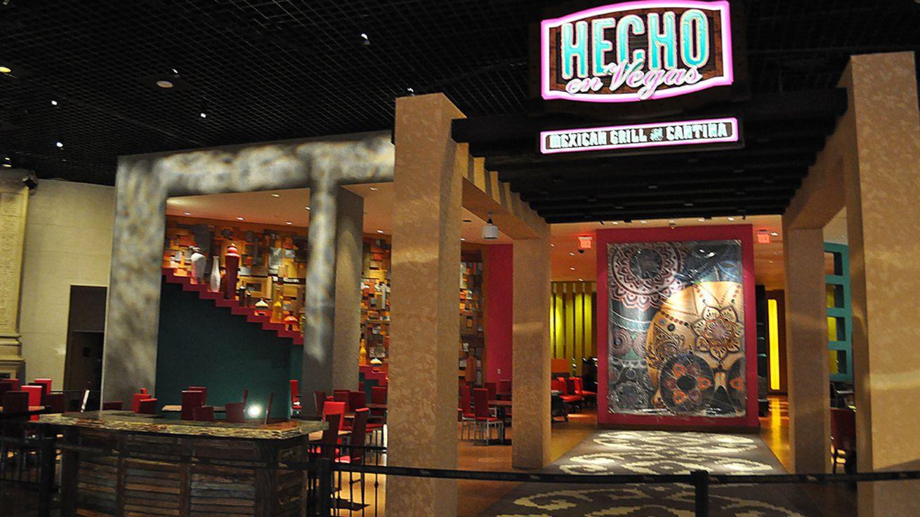 Your First Look Inside Hecho En Vegas At The Mgm Grand