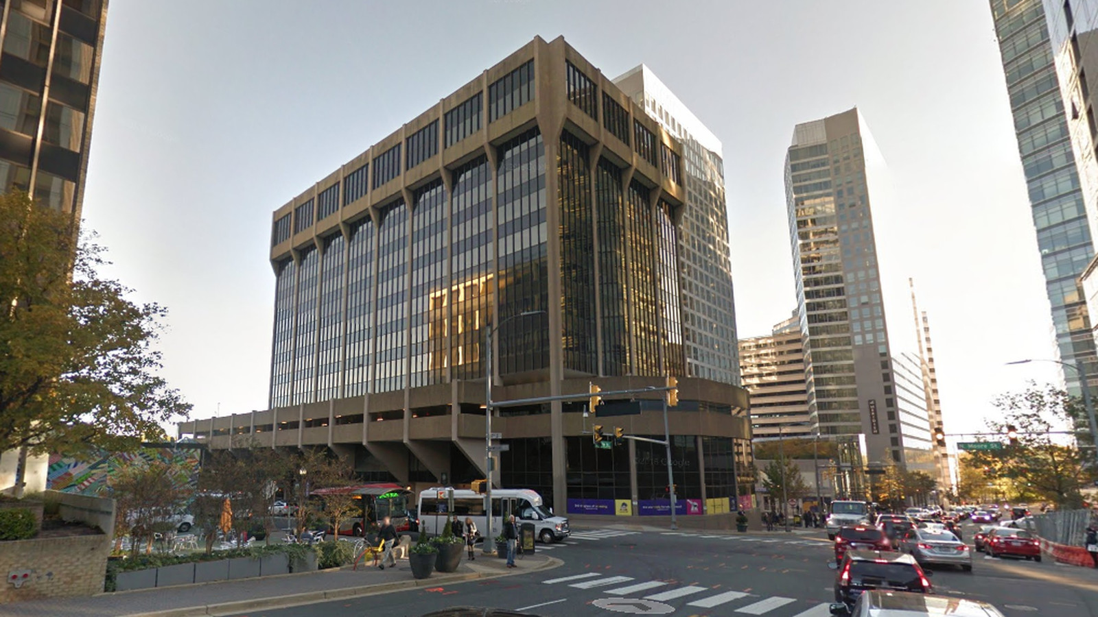 Rosslyn S Rca Building To Be Razed Replaced With 407 Unit