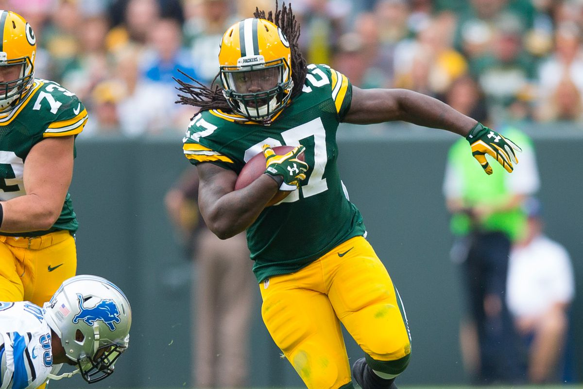 Seahawks sign ex-Packer Lacy for 1 year at $5.5M