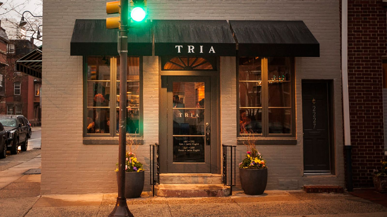 Each Sunday afternoon, Tria Rittenhouse and Tria Washington Square West will feature a new winery with a guest winemaker present at one of the locations during their weekly Sunday School. Every week, Tria's Sunday School features a different, unique wine and cheese and at low prices.