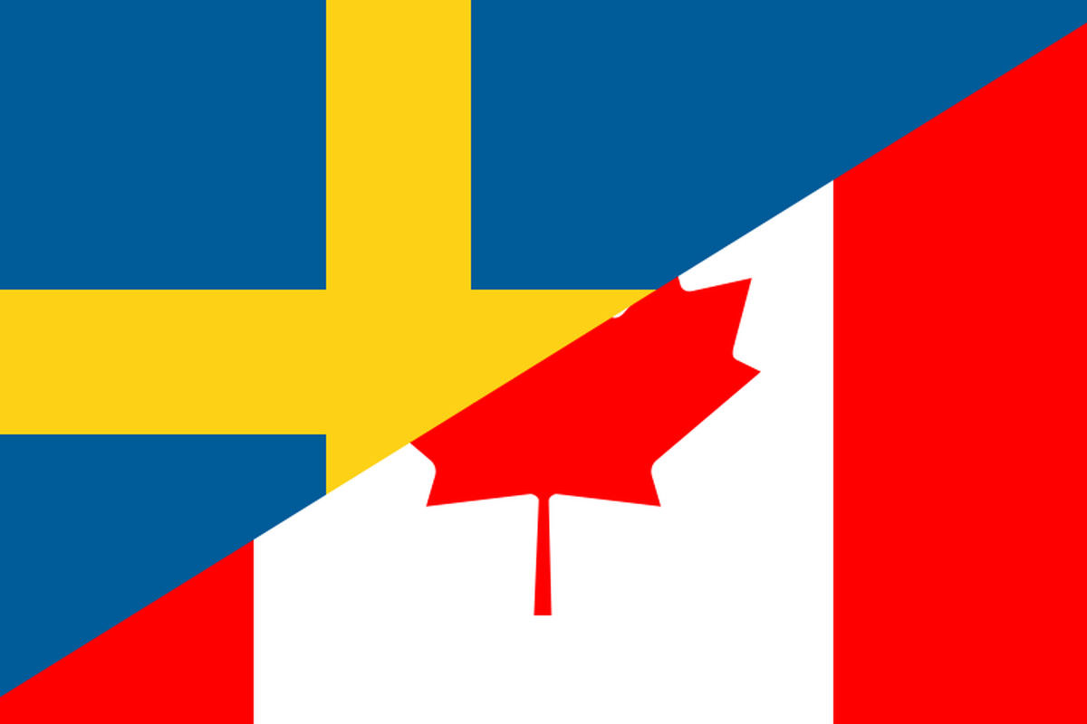 Sweden beats Canada on penalties to win ice hockey worlds