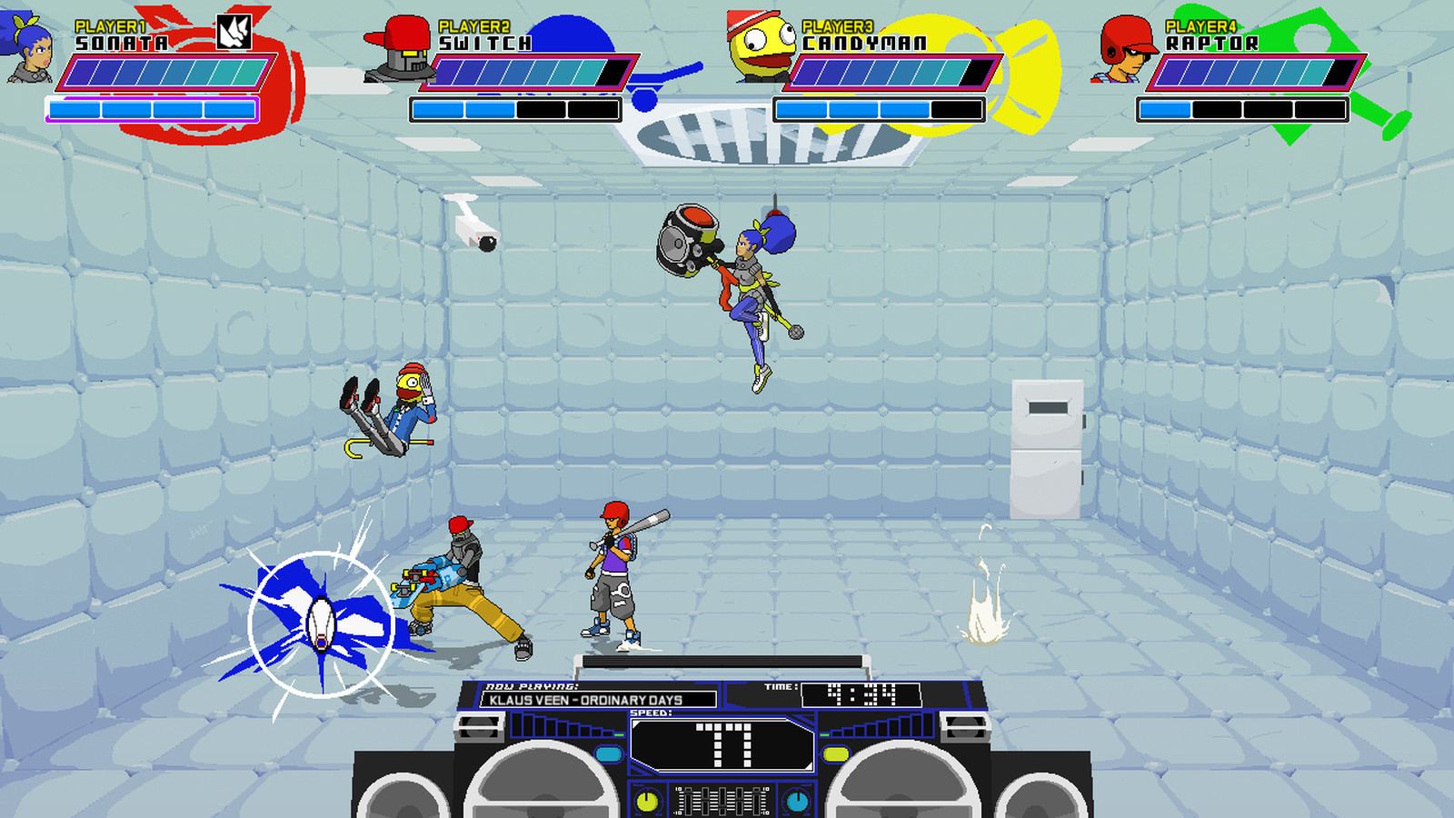 Lethal League coming to PS4, Xbox One in May