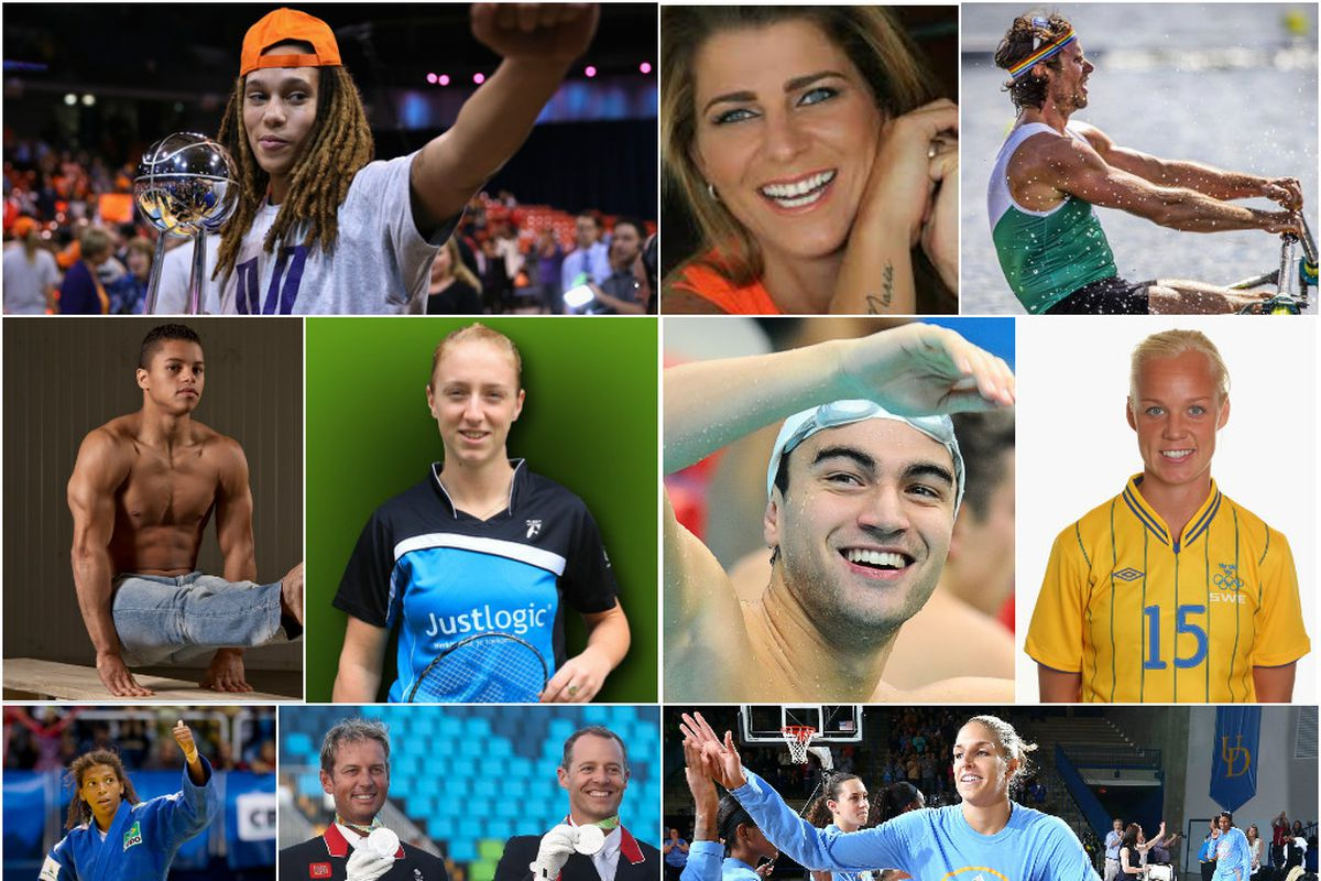 The      Summer Olympics in Rio has a record number of publicly out lesbian  gay  bisexual and transgender athletes  Outsports