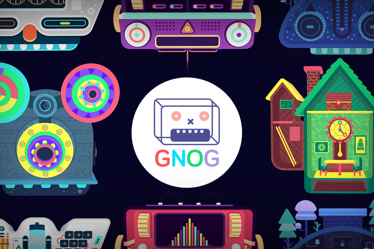 designing the intricate toy like worlds of ps4 puzzle game gnog