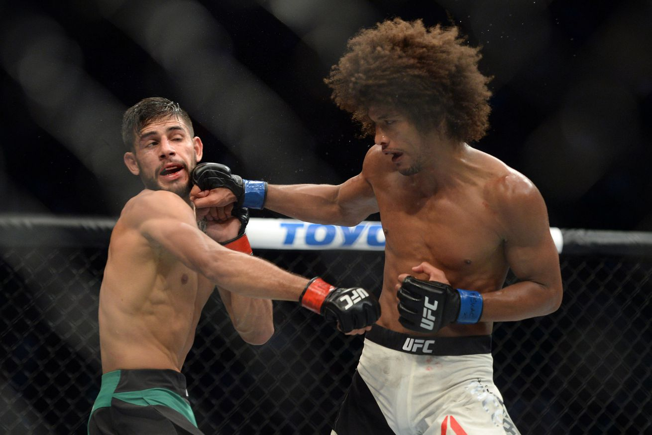community news, UFC on FOX 23 fight card: Alex Caceres vs Jason Knight full fight preview