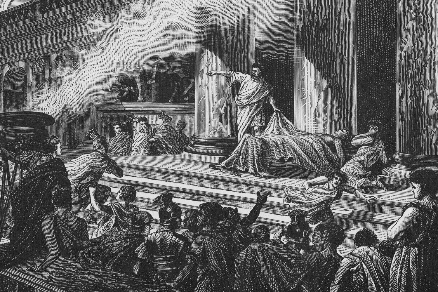 did augustus restore the roman republic During the early republic, the roman state grew exponentially in both size and power though the gauls sacked and burned rome in 390 bc, the romans rebounded under the leadership of the military hero camillus, eventually gaining control of the entire italian peninsula by 264 bc rome then.