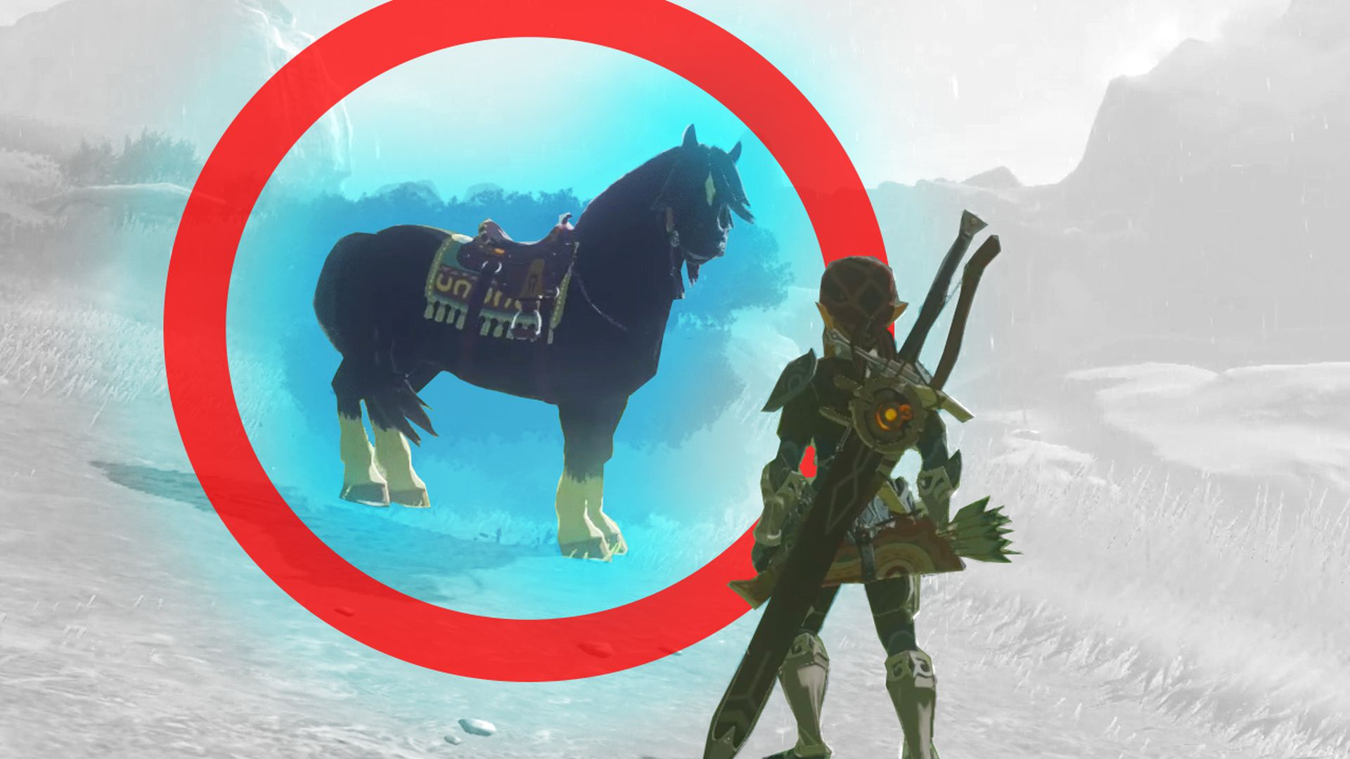 Breath of The Wild's horses are special: Here's why - Polygon