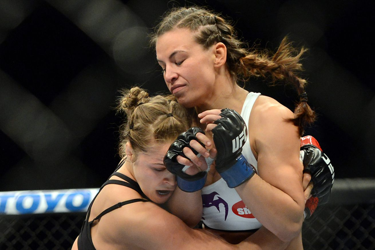 community news, Miesha Tate on friendship with Ronda Rousey: Take this tea party and shove it