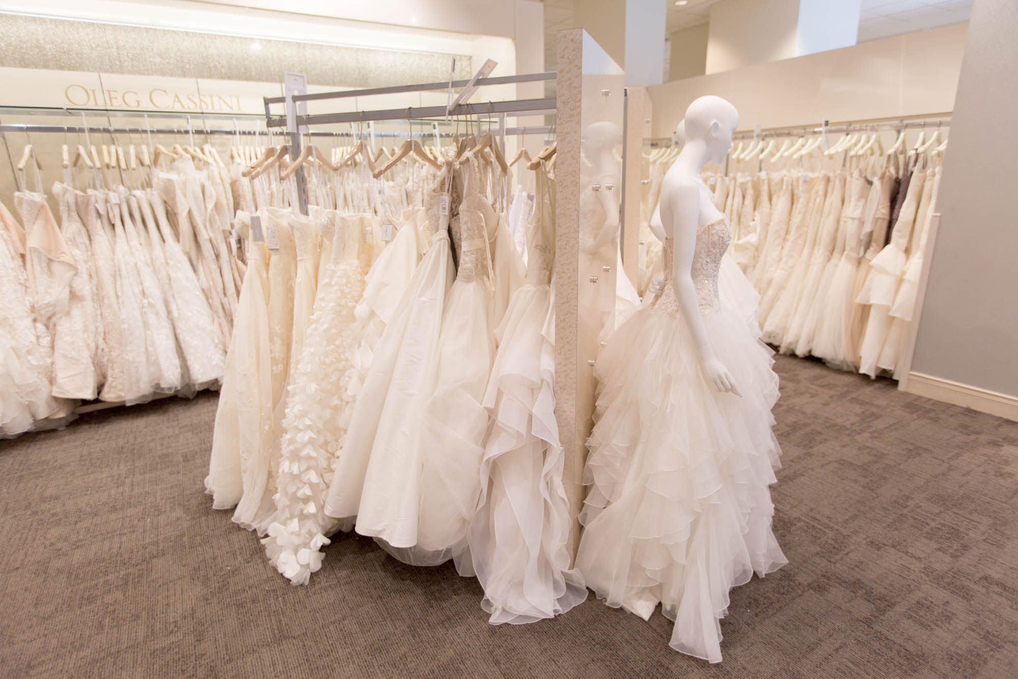 David's Bridal Doesn't Want To Be The Walmart Of Weddings