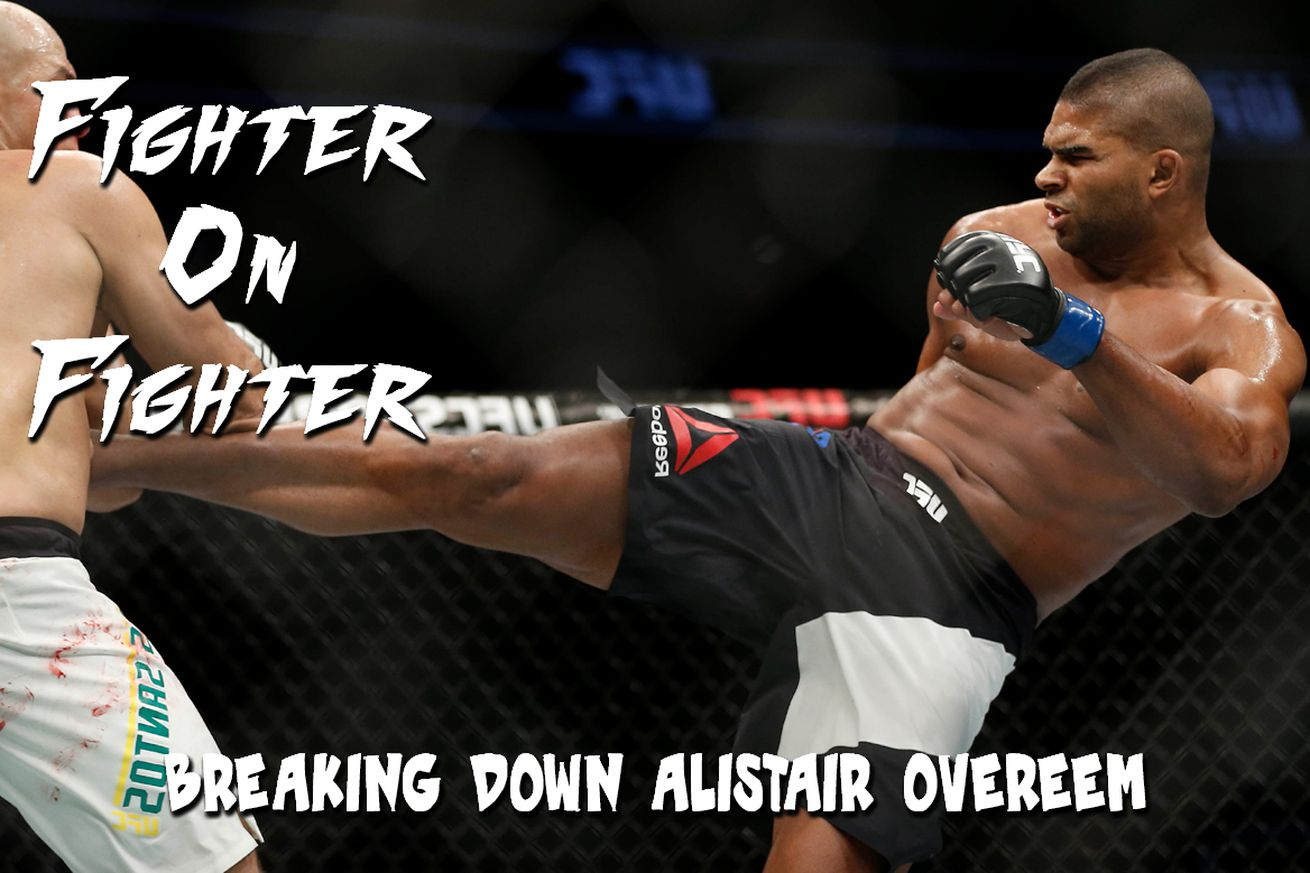 community news, Fighter on Fighter: Breaking down UFC Fight Night 87s Alistair Overeem