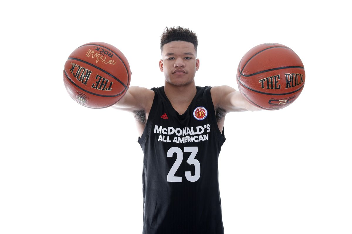 Five-star forward Kevin Knox commits to Kentucky