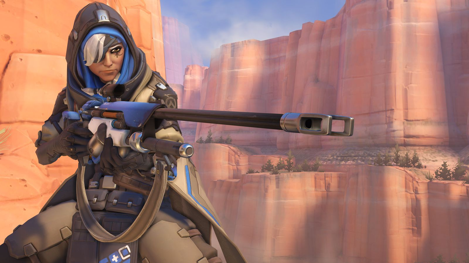 Overwatch's latest patch brings Ana to PS4 and more ...