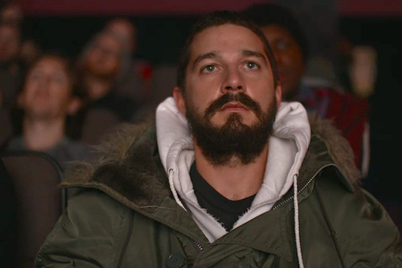 Shia LaBeouf's latest art project involves texting people from a remote cabin in Finland