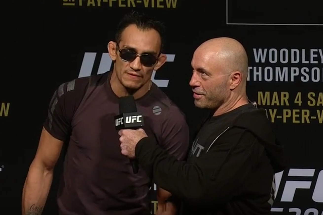 community news, Tony Ferguson speaks at UFC 209 weigh ins, urges fans to still buy PPV