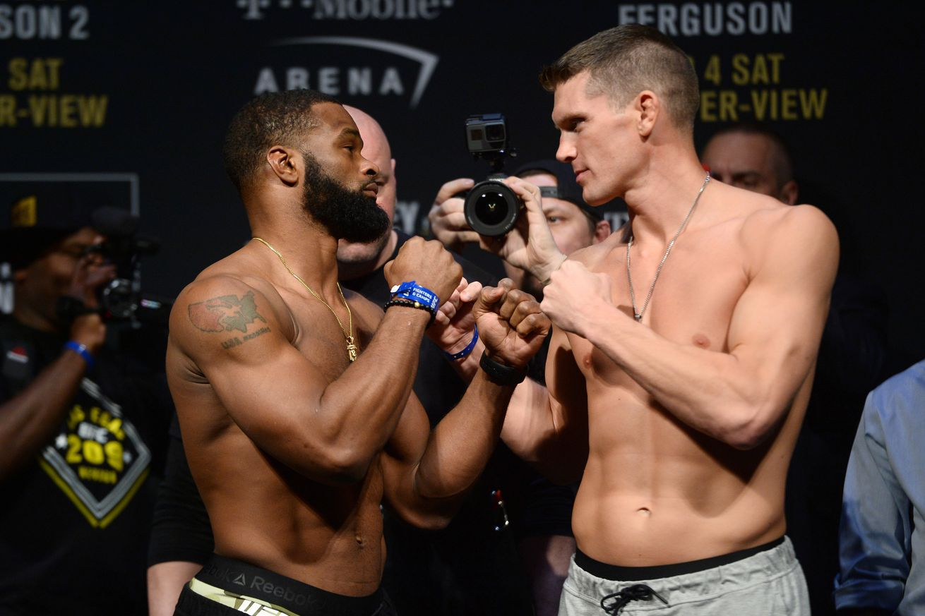 community news, UFC 209 results: Tyron Woodley wins unpopular majority decision over Stephen Thompson in rematch