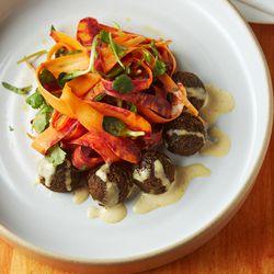 The lower east side gets a new lebanese restaurant eater ny - Cuisine bernard falafel ...