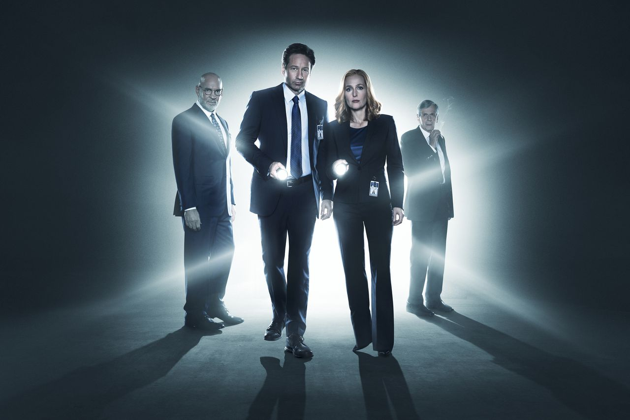 X-files - cover