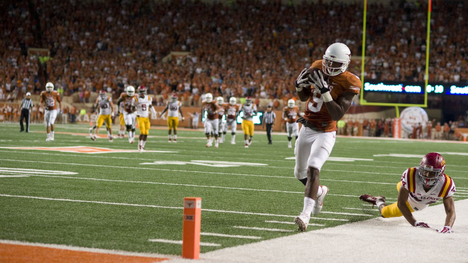 Grow up in heart stopping win over iowa state burnt orange nation