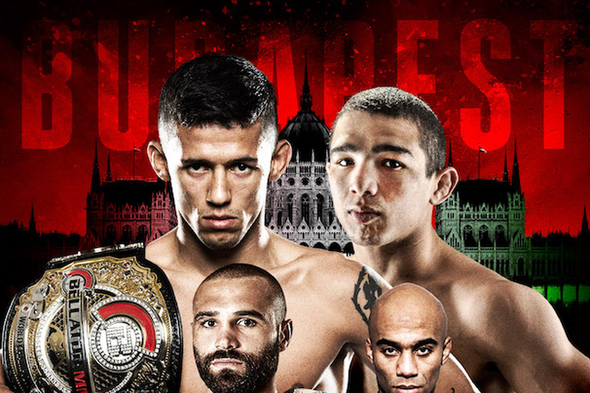 Bellator 177 Championship Match Scrapped After Leandro Higo Misses Weight