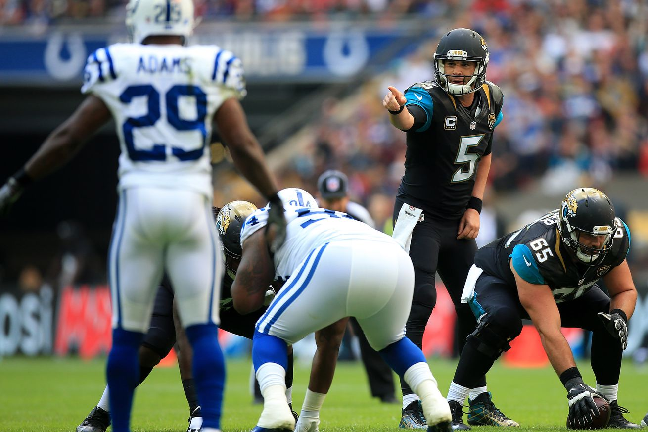 Lack of explosive plays the difference with the Jaguars