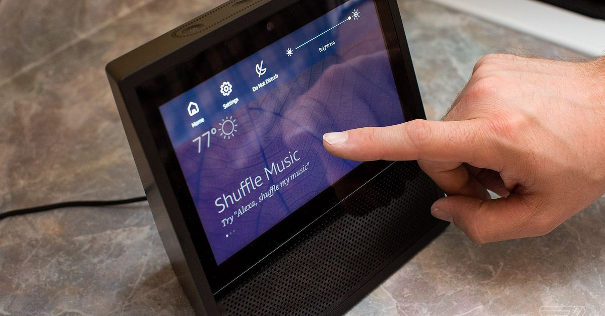 theverge.com - Amazon Echo Show review: Alexa is even better on a screen