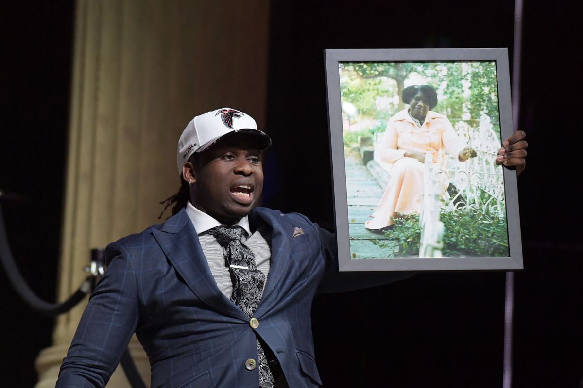 Promise Kept: Takkarist McKinley Fulfills Vow to Late Grandmother