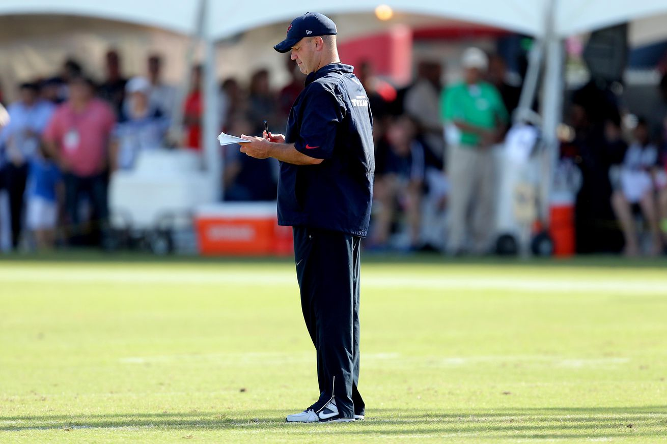 2016 Houston Texans Roster Cuts: Starter, Backup, Or On The Bubble ...