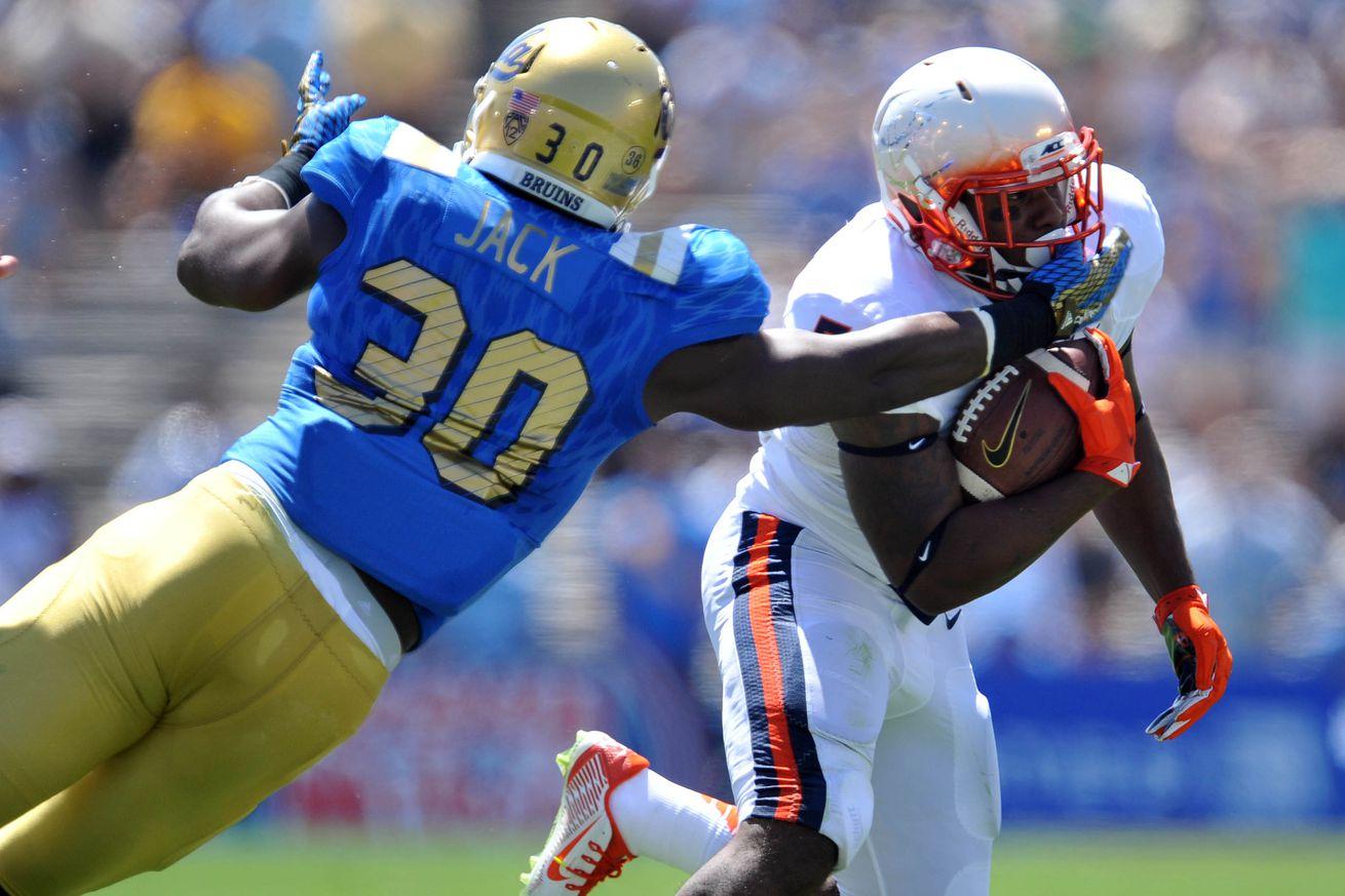 2016 NFL mock draft, Buffalo Bills 1.0: Myles Jack is the pick