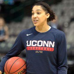 UConn's Gabby Williams<br>